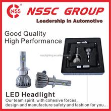 Auto Parts Accessories LED Headlight H1 Light Car 5000lm CE RoHS