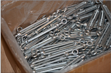 Wire Rope Turnbuckle Heavy Duty