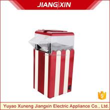 BELLA Hot Air Popcorn Maker, Red and White/aluminium camping popcorn maker