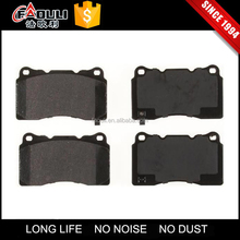 brake pads D1050 for Mustang