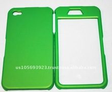 Mobile phone Rubberized hard Case for Iphone 4