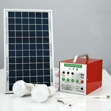 Good quality best selling 10w solar power system supplier