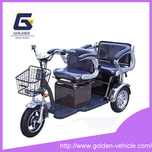 China 12 tube Electric tricycle for passager