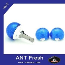 ANT Fresh Refresh Your Car Odor Eliminating Auto Vortex Diffuser Air Freshener There are five kinds of flavor