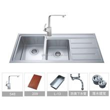 2015 Gabalu Handmade franke kitchen sinks stainless steel