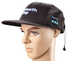 Bluetooth adjustable baseball caps can answer calls and listen music