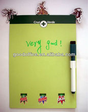 Custom OEM design Children magnetic drawing board with promotional gifts