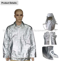 Shanghai YSE Aluminized fire entry suits