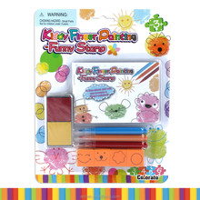 Wholesale Kiddy Funny Safe Tested Finger Paint