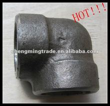 Forged Fitting Elbow ANSI B16.11 Socket Welding 45/90 Degree Male/Female