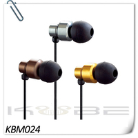 Kube best cheap noise reducione earphone for MP3,MP4 player