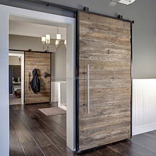 barn style sliding door and furniture hold open hardware