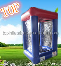 TOP Inflatable money catching ,Cash Grabber Game
