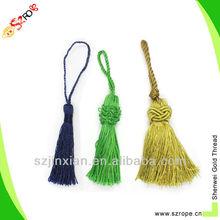 Newly designed handmade curtain tassel,trim fringe for curtain,tassel fringes for dress,curtain