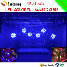 China New Innovative Various Effects Led Colorful Disco Light
