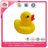 ICTI certificated custom non-toxic rubber duck bath toy