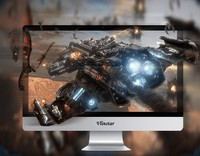 """23.6"""" desktop computer Intel I3 dual-core All-in-one PC 4GB Ram 500GB HDD all in one pc"""