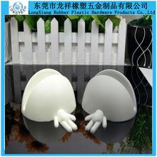 creative rubber holder mobile phone