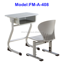 Modern child study table and chair