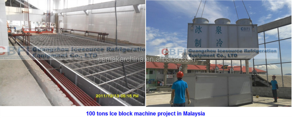 ice plant design