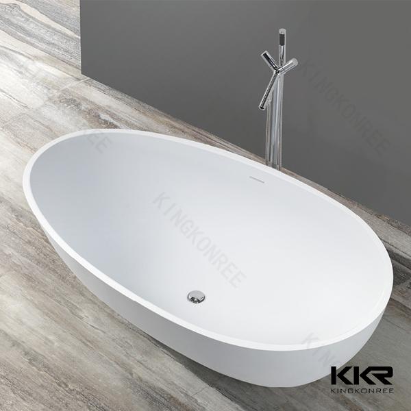 Independiente bañera de acrílico cuadrado de pared, bañeras de tamaño pequeño, bañeras redondas precios