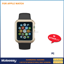 Fashion wrist watch dial case for apple