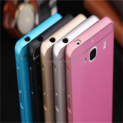 China Wholesale Metal Bumper PC Back Cell Phone Case Cover For Hongmi /xiaomi /red rich 2