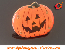 hot fashion LED resin pumpkin design for Halloween outdoor decoration