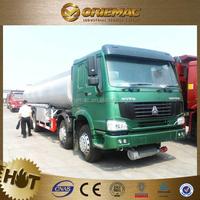 Aluminum alloy fuel oil truck semi trailer chemical liquid tank truck