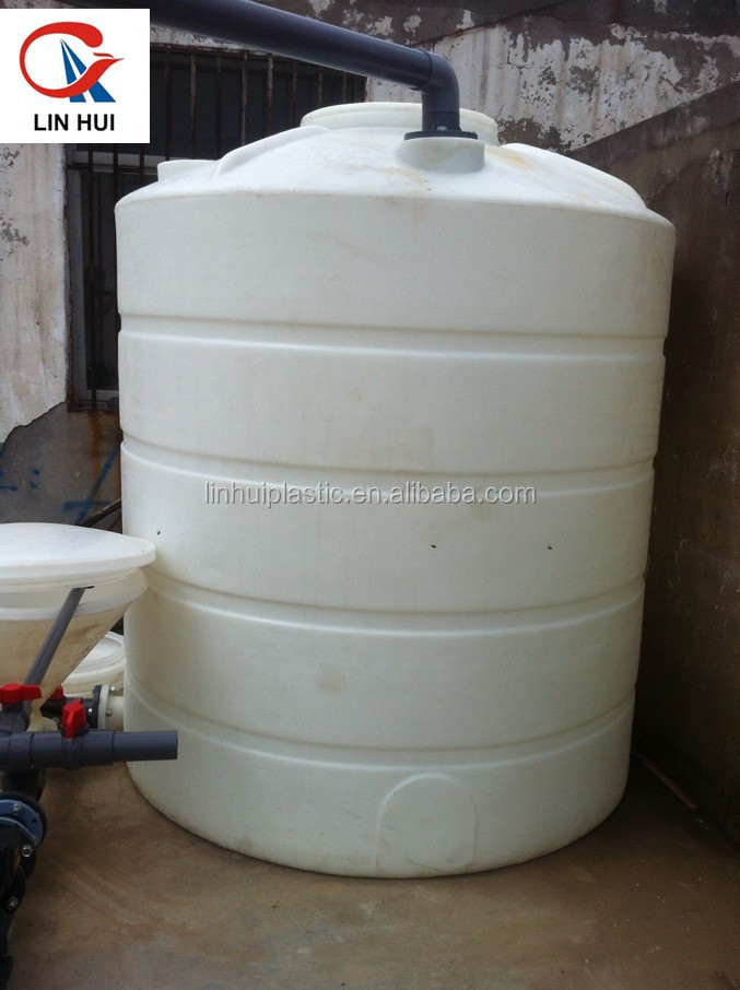 Lldpe 1200 gallon aquaponics water tank for sale buy for Aquaponics fish tank for sale