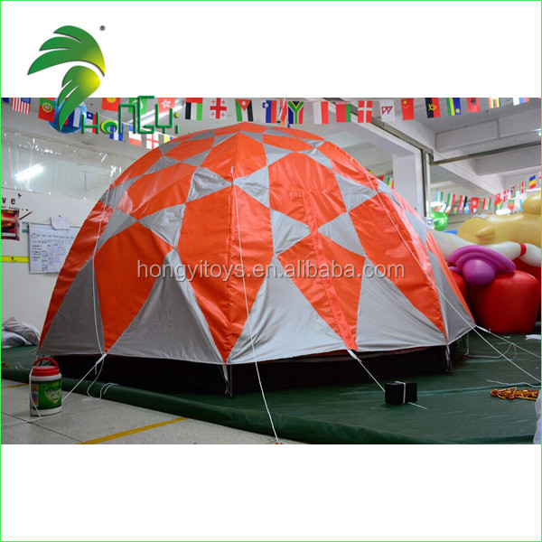 inflatable double  layer camping tent (3).jpg