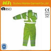 2015 hot wholeale alibaba hot 100% polyester coverall for the adult/safety protective clothing