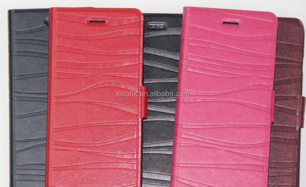Alibaba china leather case for cell phone for IPhone 6