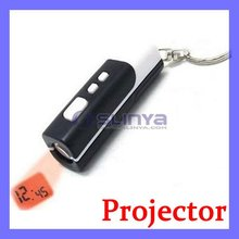 Keychain Light Clock Promotion Keychain Project
