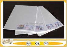 rigid PVC foam sheet / colored PVC foam sheet / 3mm PVC foam sheet