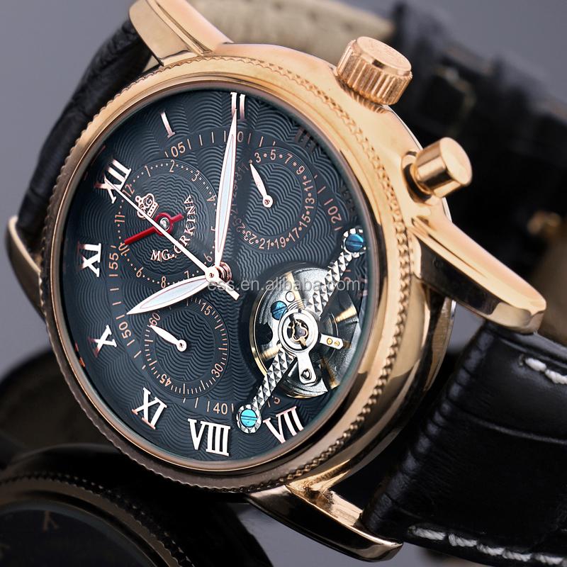 De alta calidad para hombre mano reloj marca de relojes de importación