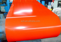 color coated corrugated roofing sheet (PPGI) for building