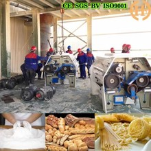 specialized for export of 50T per day wheat flour miller