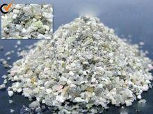 Foundry slag coagulant:perlite sand perlite ore