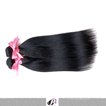 milky way silky straight human hair weft,Unprocessed Brazilian straight Hair wholesale cheap human hair weft
