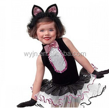 2015 little mouse girl's tutu-new girl star ballet dance costume dress-carnival animals children costumes
