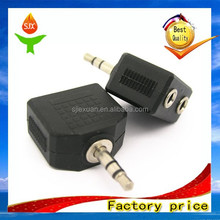 Audio jacks and plugs of mobile phone audio connector made in China JX-C001