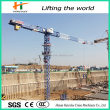 Construction Machinery Tower Crane Boom Length Tower Crane for Sell