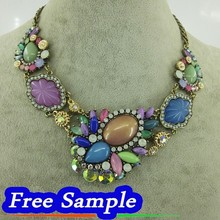 New Design Statement Jewelry Hot Selling Chunky Necklace for Woman