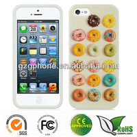 For iphone 5 case with colorful printing case