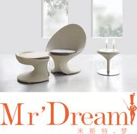 MR DREAM outdoor furniture Rattan footstool CF60-9521