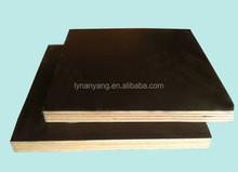 MLH core, melamine glue, E2 grade,12mmX4'X8', tego brown film faced plywood for south Korea market