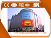 full color outdoor led display p8 DIP cheap price led full color outdoor display/ video sign board