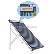 Solar Keymark and SRCC New Style Heat Pipe Solar Collector (30 tubes)