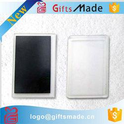 wholesale blank fridge magnet,plastic photo fridge magnet
